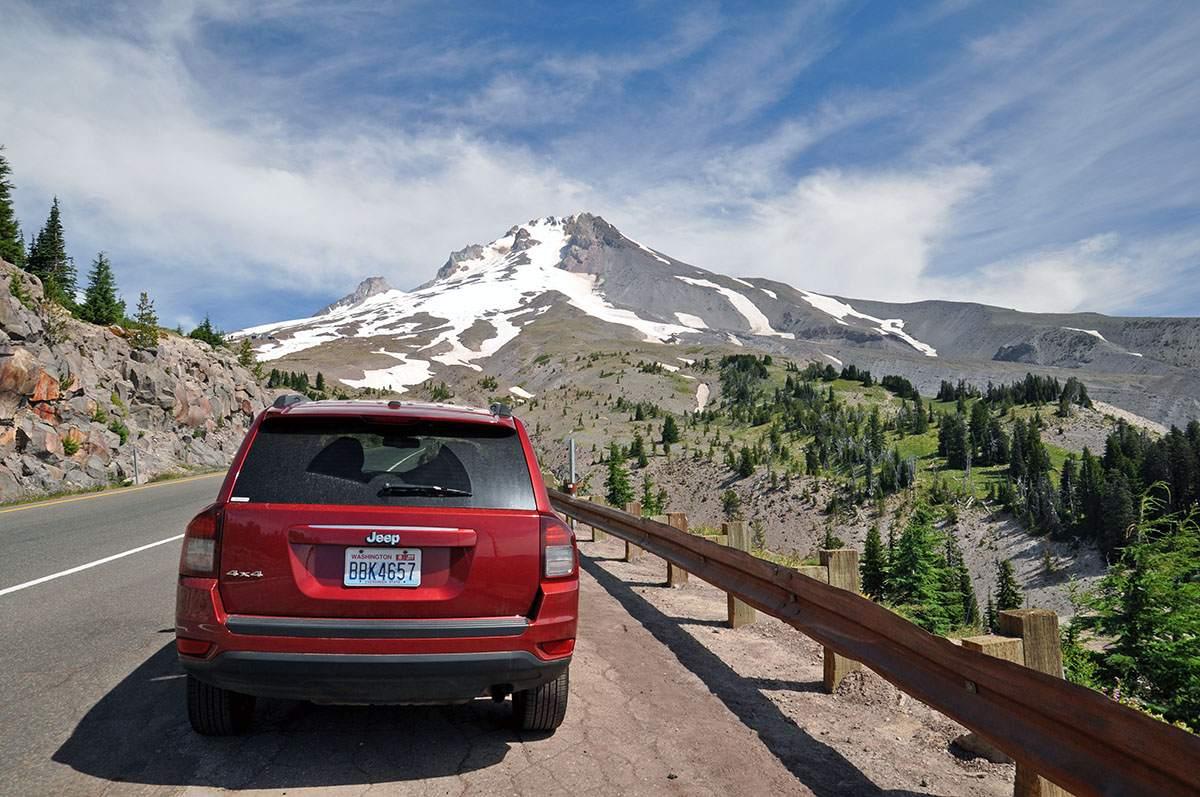 Mount Hood Oregon roadtrip