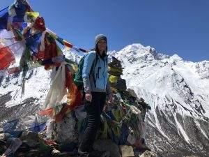 Langtang Valley trek Nepal reis