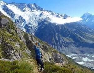 Wandelgids voor Mount Cook National Park, Nieuw-Zeeland