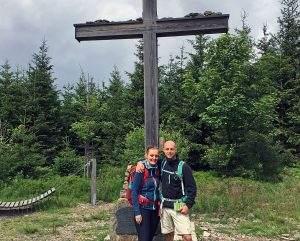 climbing langenberg hoogste berg in sauerland