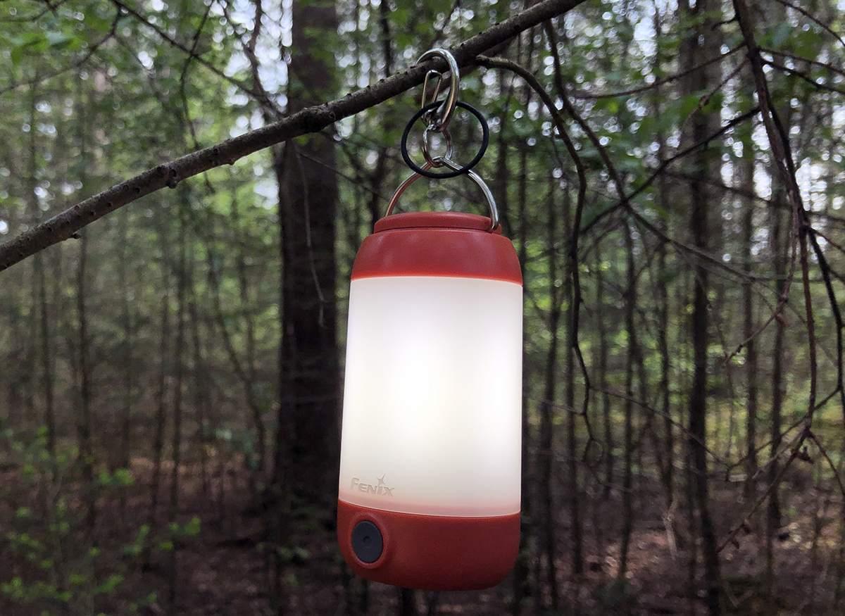 Fenix campinglamp