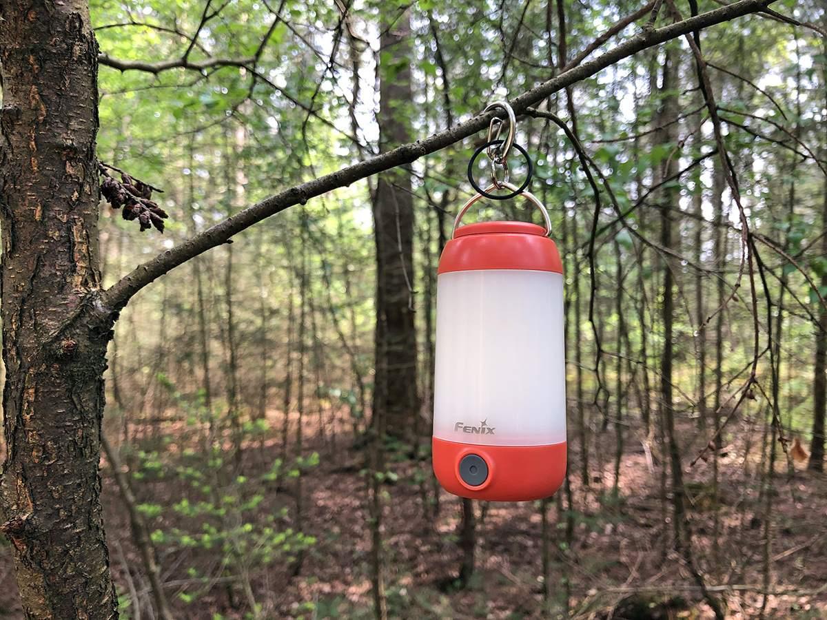 oplaadbare campinglamp