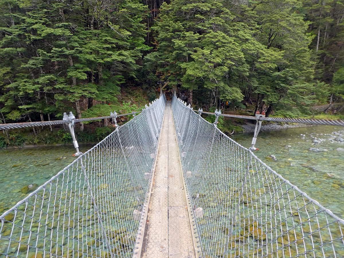 Greenstone Caples confluence