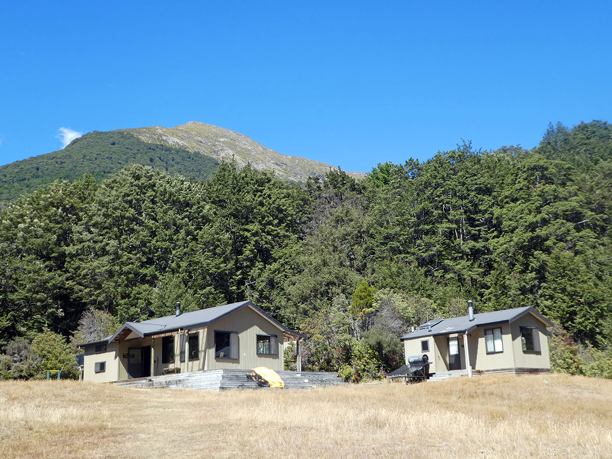 Greenstone Hut