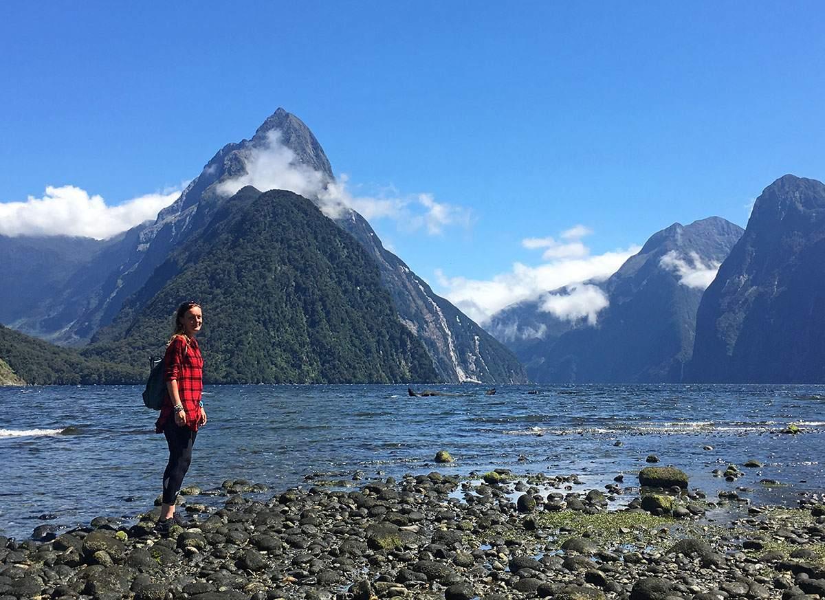 hiking legging dames