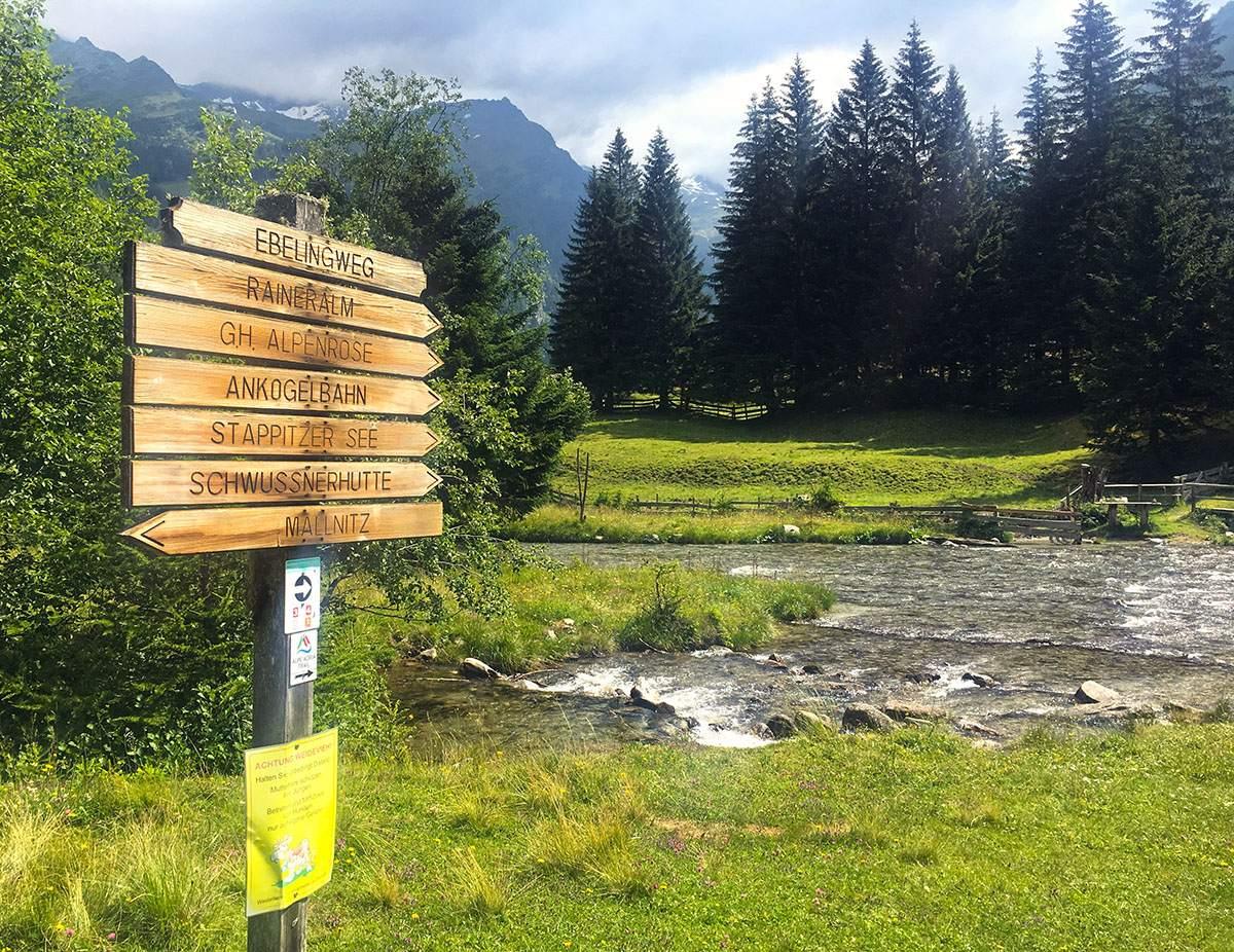 Mallnitz Alpe Adria Trail