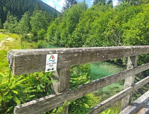 Hiking Alpe Adria Trail section 7: Mallnitz – Obervellach