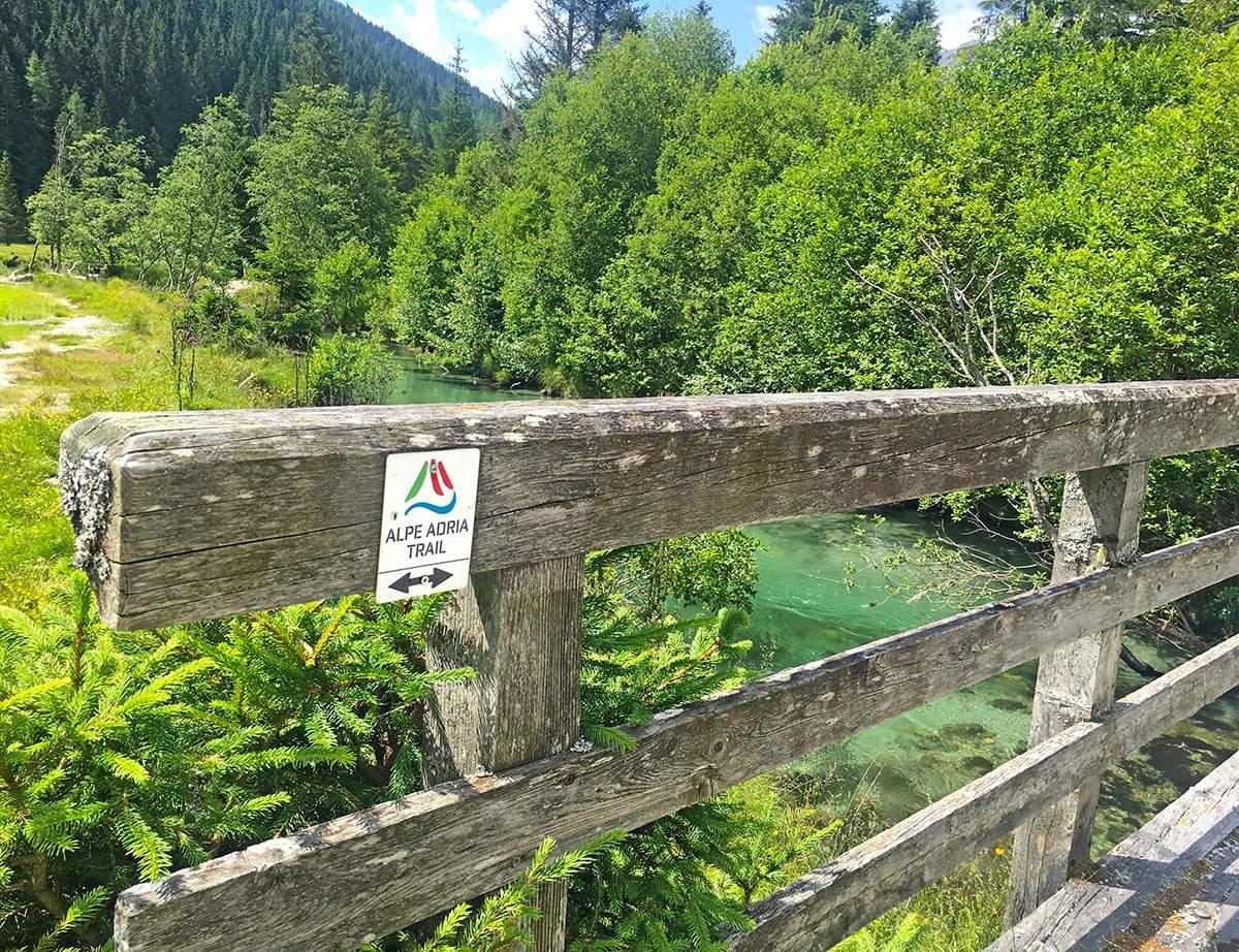 Seebach Alpe Adria Trail