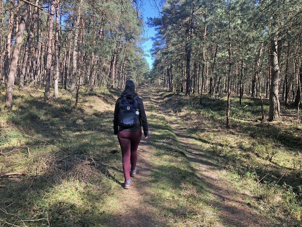 Hiking legging decathlon