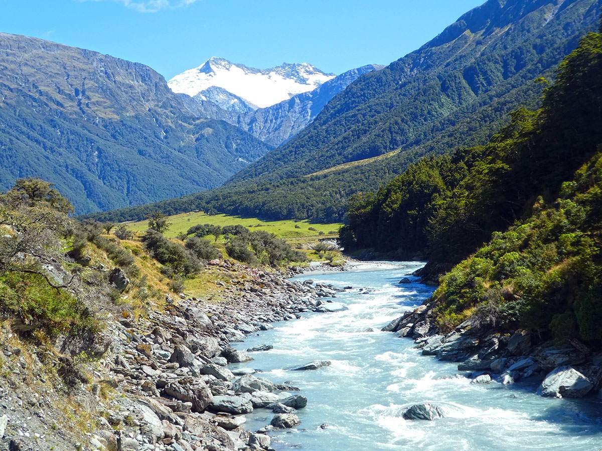 rob roy glacier trail