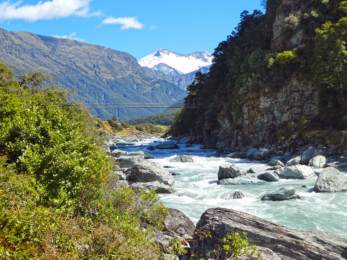 Rob Roy Glacier hike wanaka