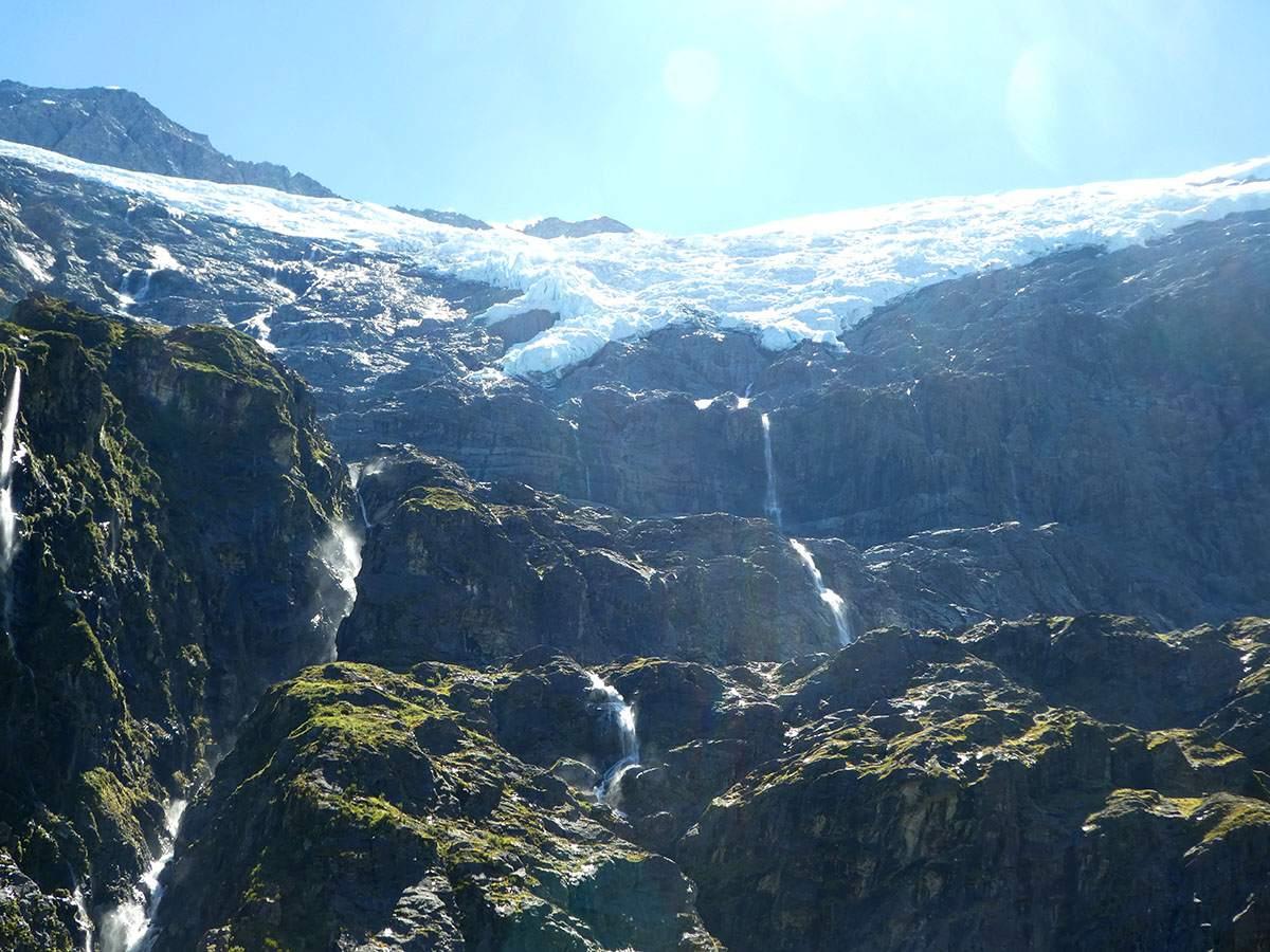 Rob Roy Glacier hike