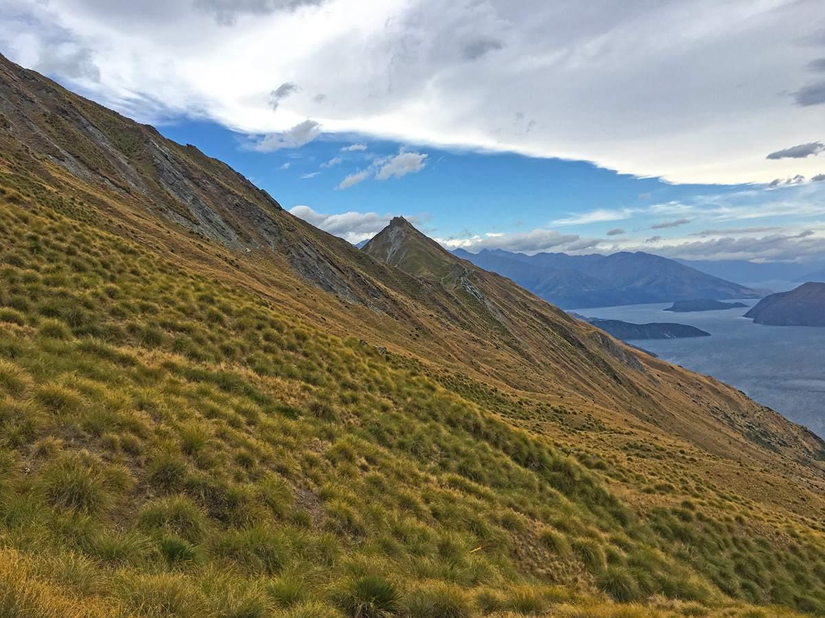Roys Peak hike Wanaka