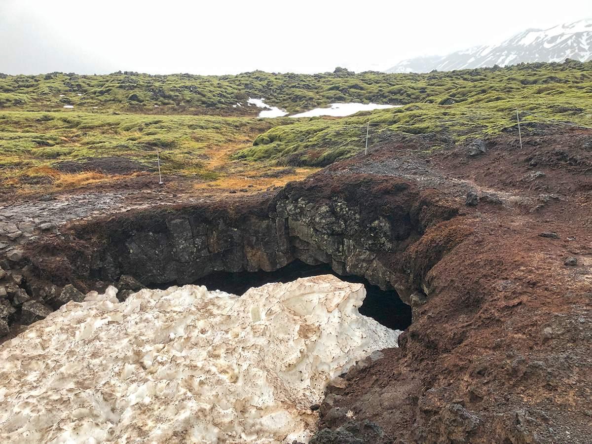 Lava Caves & Volcanoes excursie