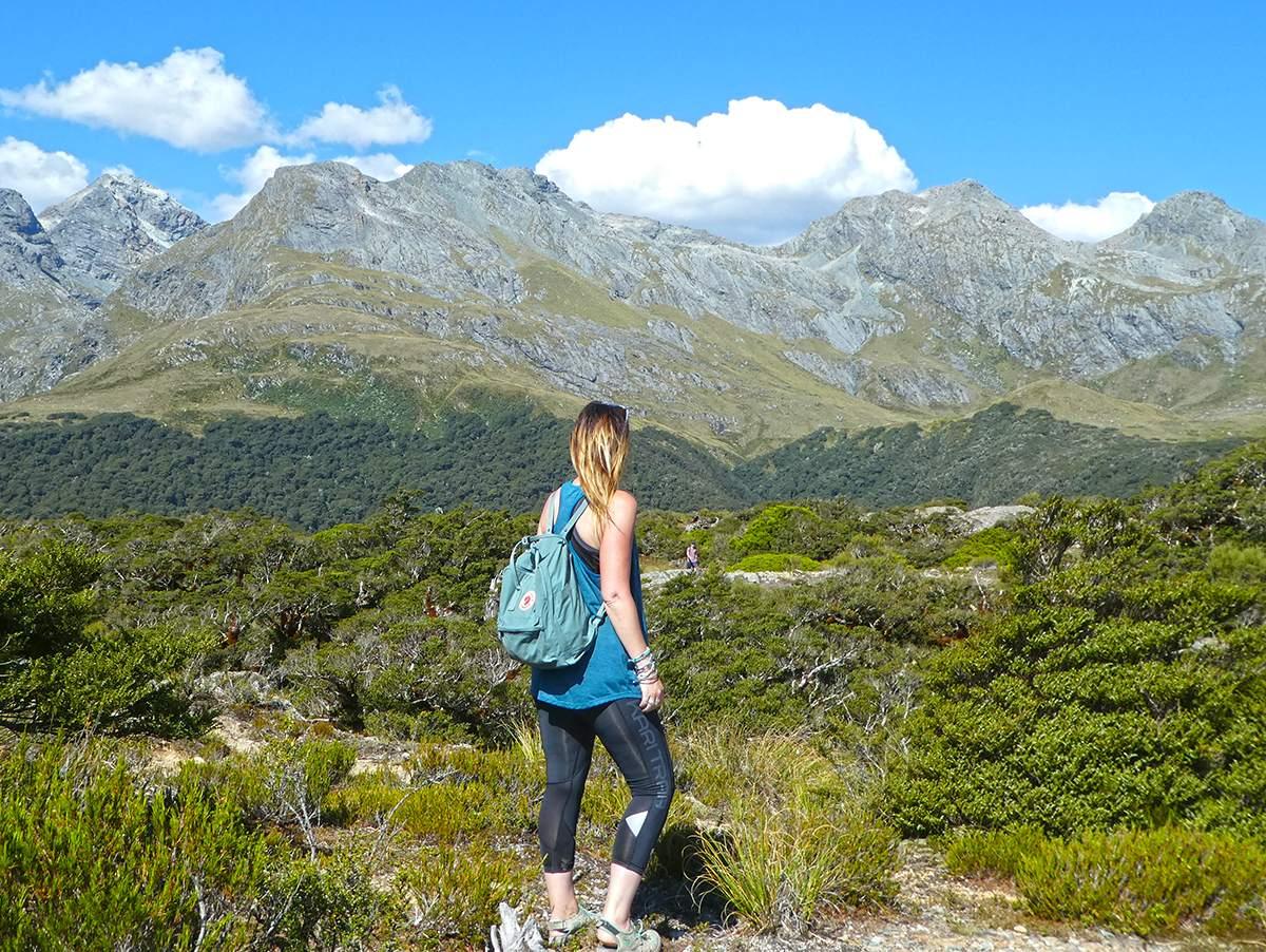 Key Summit walk New Zealand
