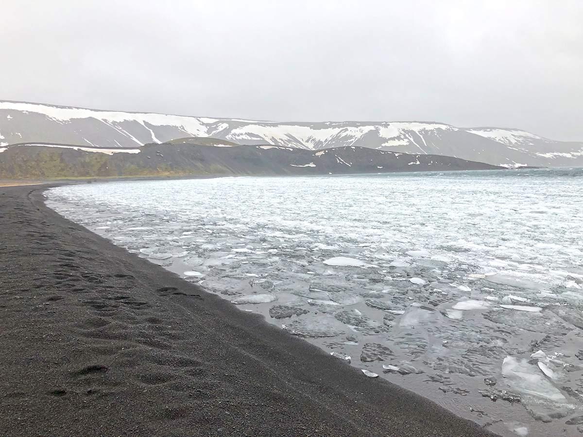 Kleifarvatn Reykjanes Geopark