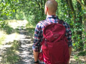 Tested: the Osprey Skarab 30 backpack for men