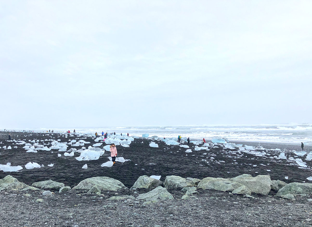 Diamond Beach Iceland