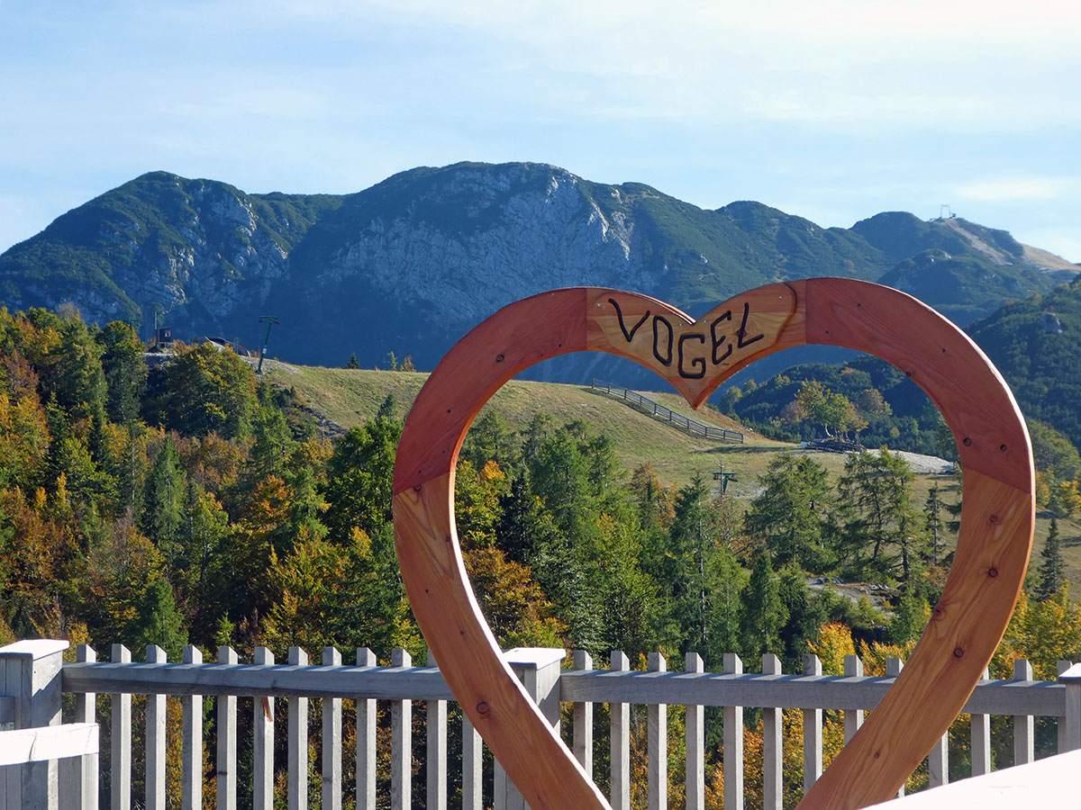 Vogel Mountain Bohinj Triglav National Park