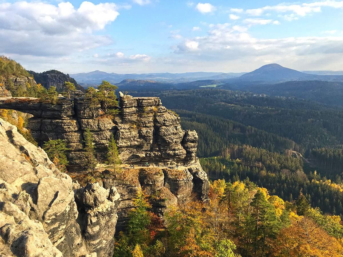 Boheems Zwitserland mooiste hikes europa