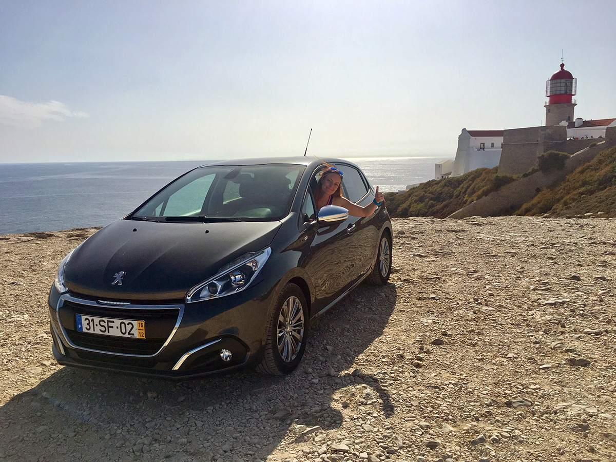 Algarve wandelbestemmingen in zuid europa