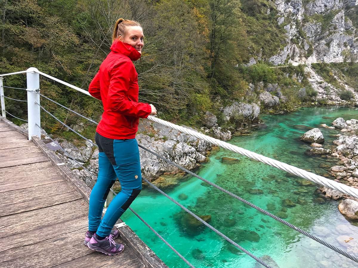 Soca valley in Slovenië