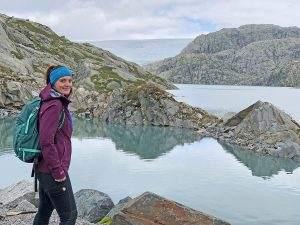 Review: Decathlon regenjas voor dames