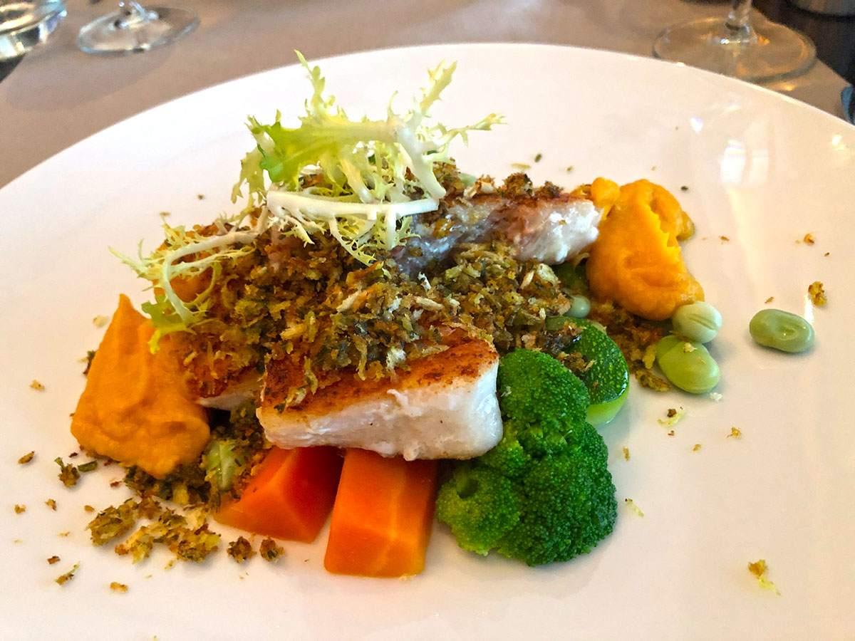 Diner bij Vis en Meer