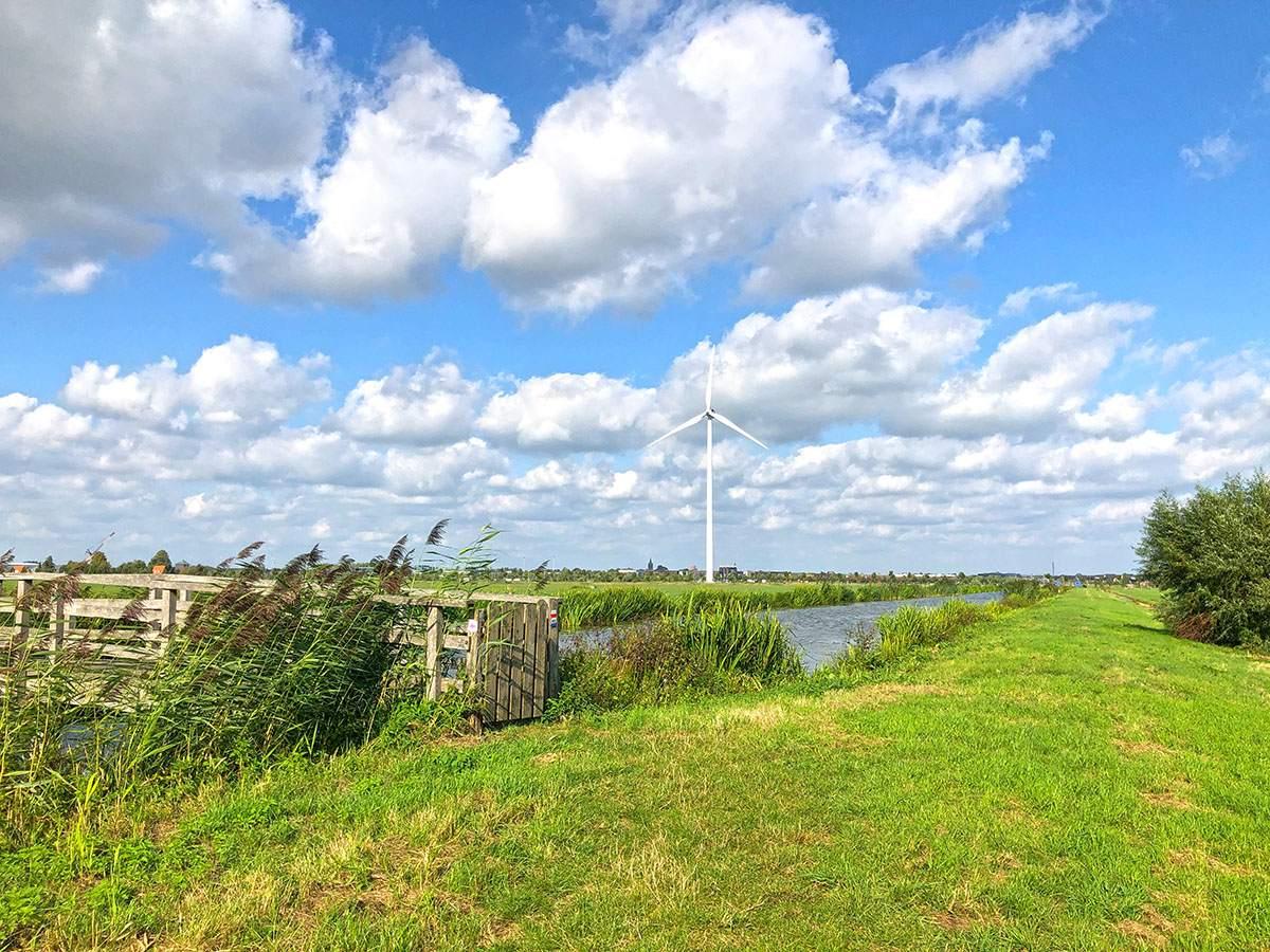 Wandeling bij de Nieuwe Hollandse Waterlinie