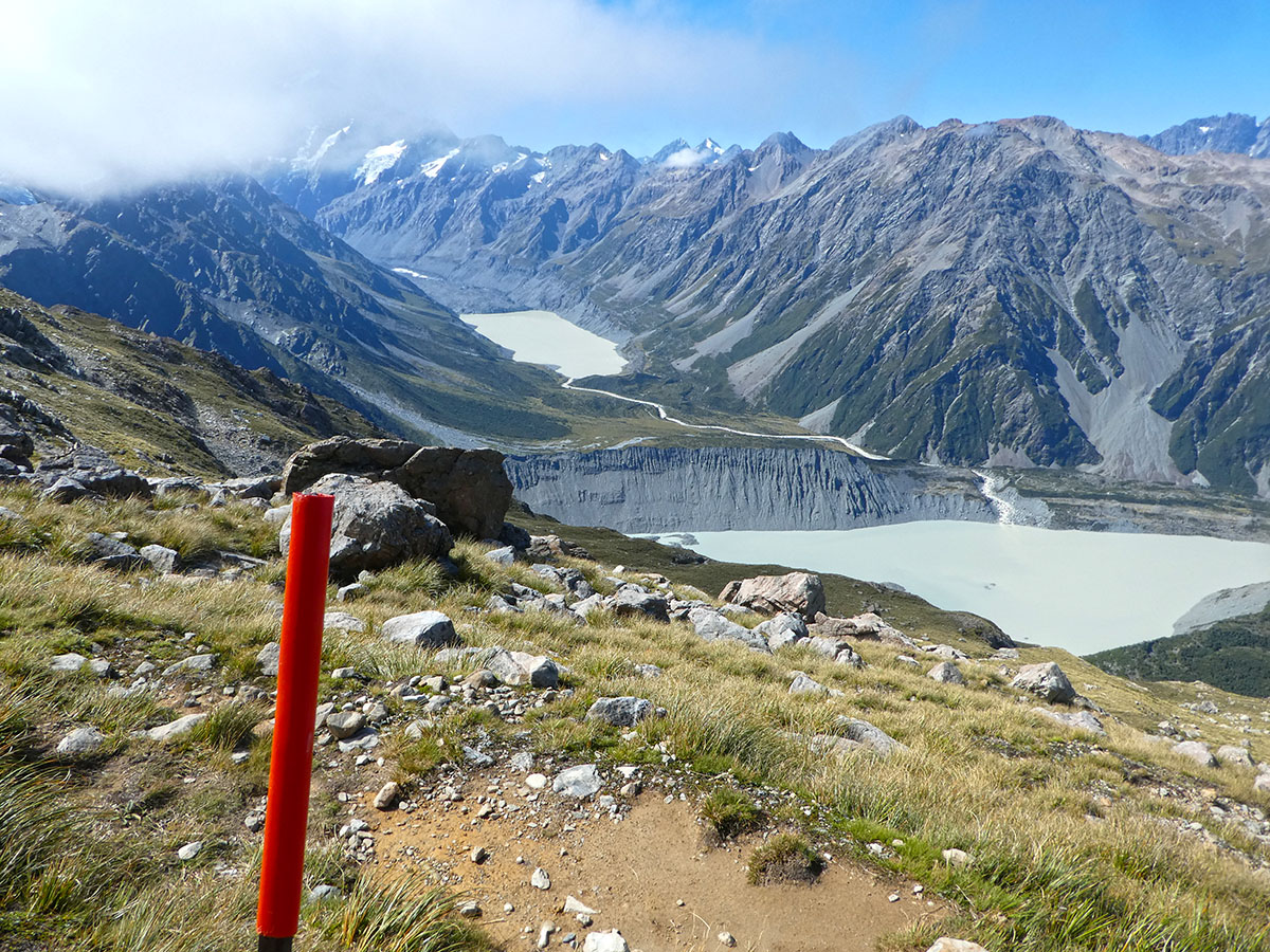 Sealy Tarns Mount Cook