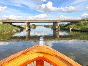 Een actieve kennismaking met het Waterland van Friesland
