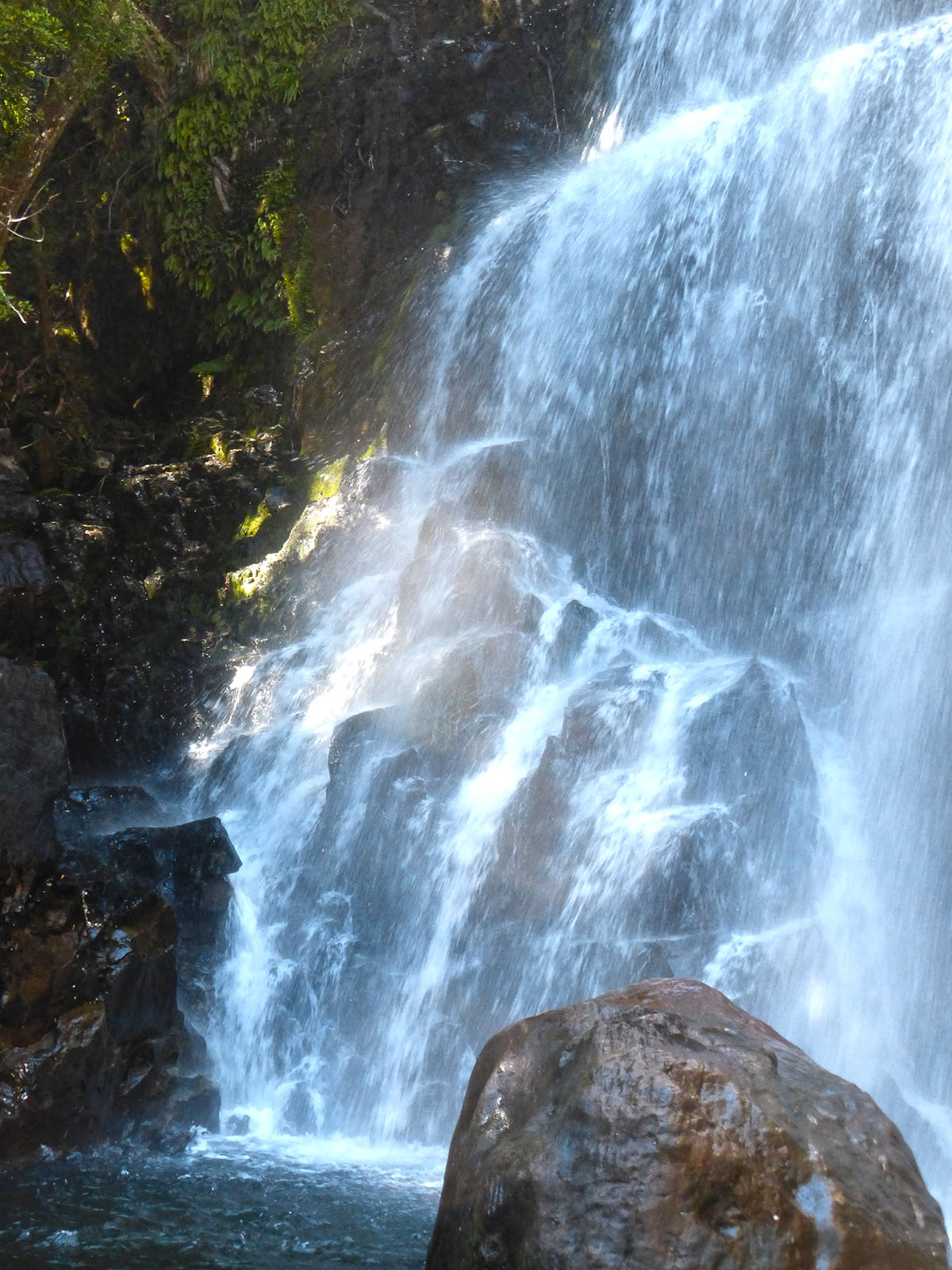 Waterfall on the Overland Track
