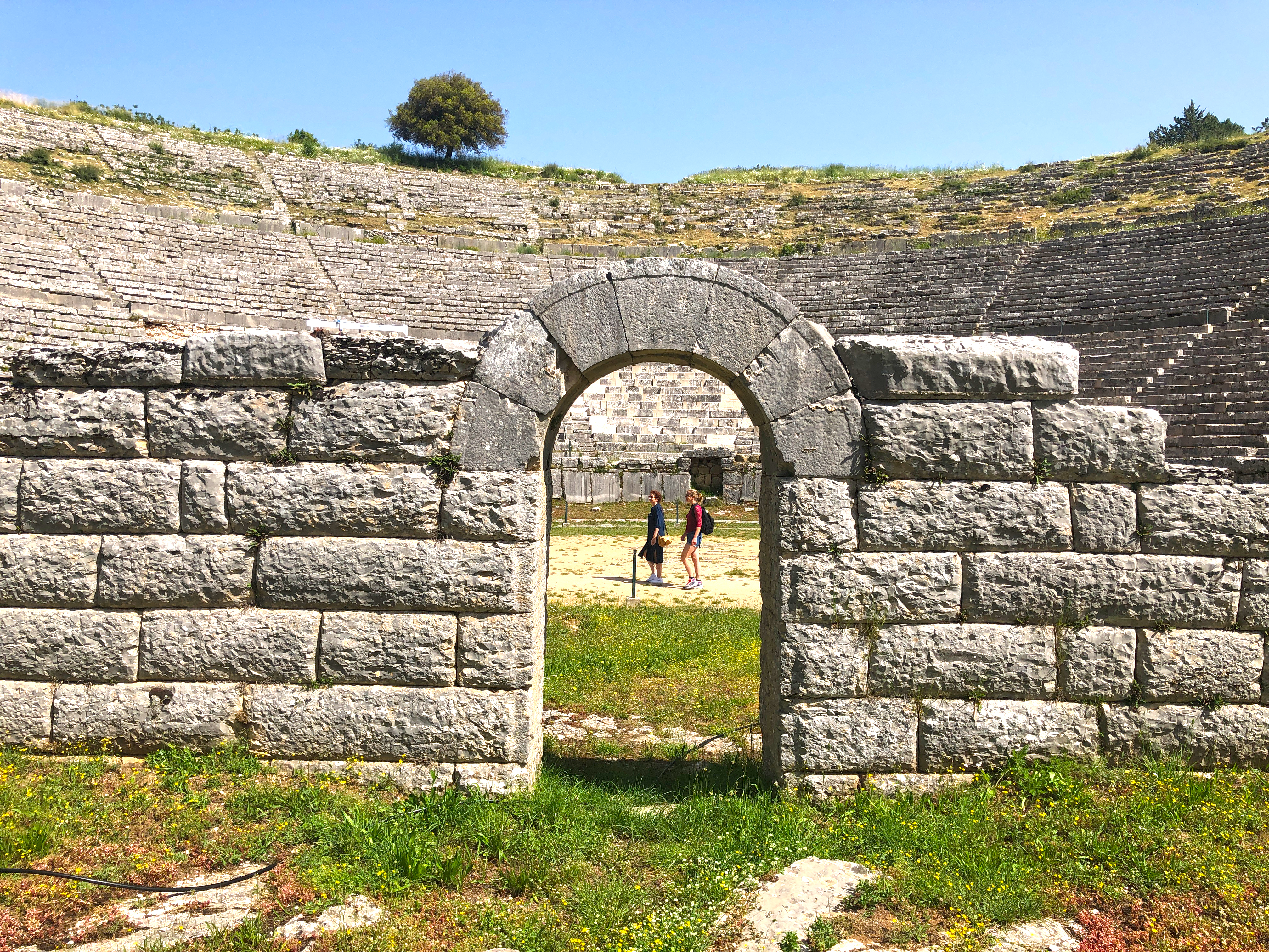 Dodoni amfitheater