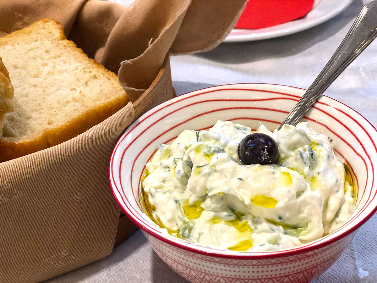 Eten in Noord-Griekenland