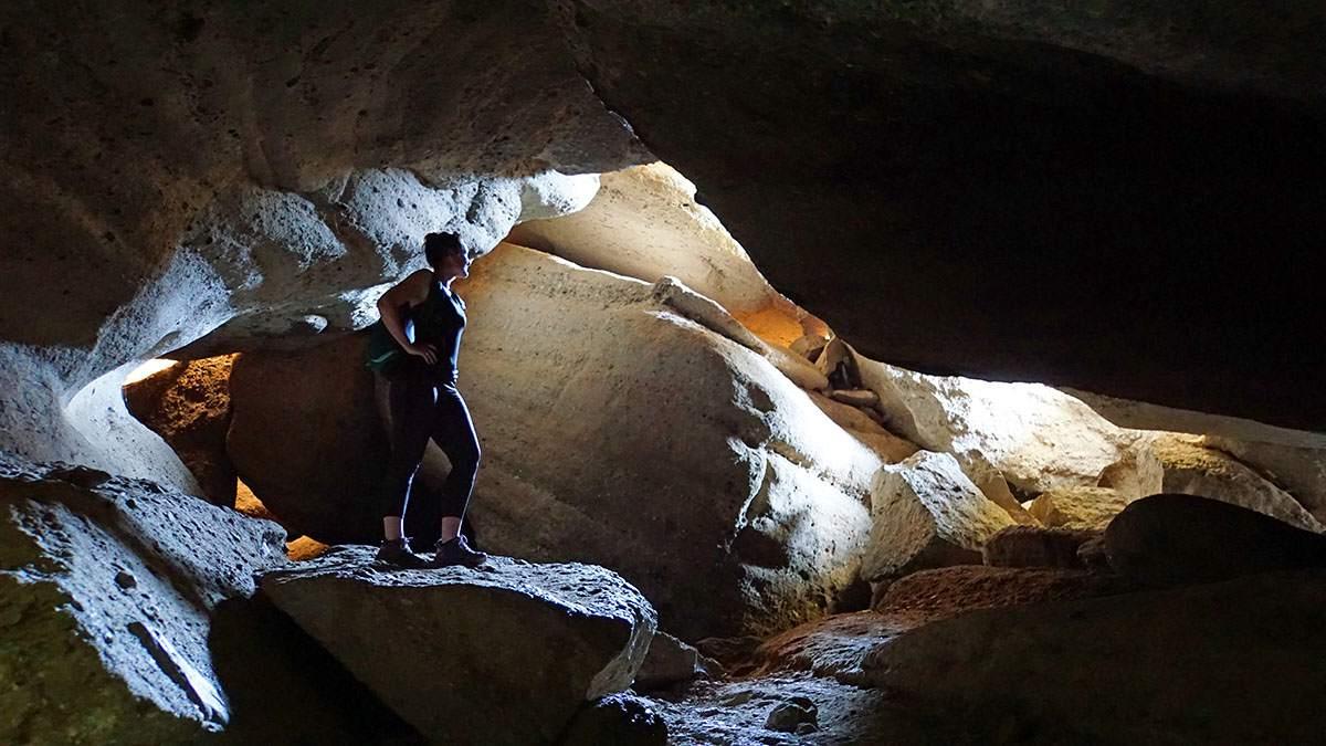 Grotten bij Meteora