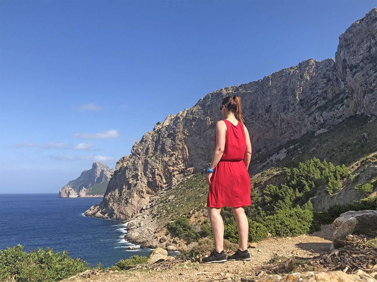 Mirador de Boquer wandelen op Mallorca