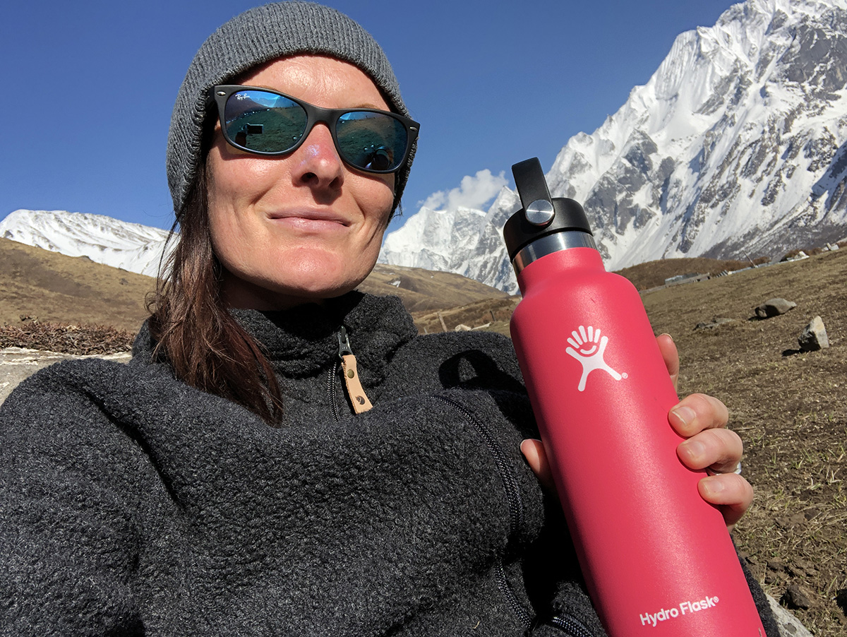 Hydroflask in Nepal