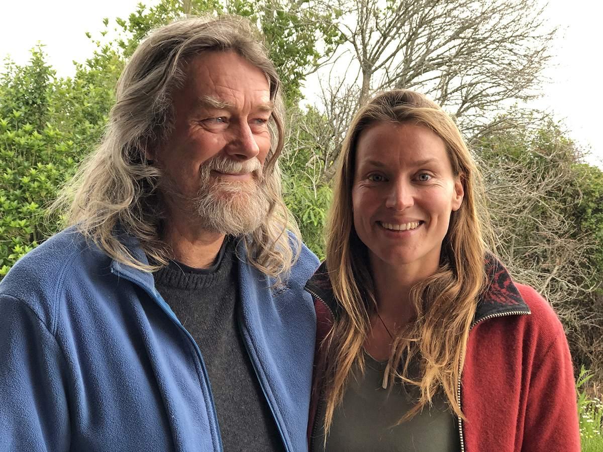 Peter en Miriam Lancewood