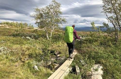 Wandelen in Valadalen