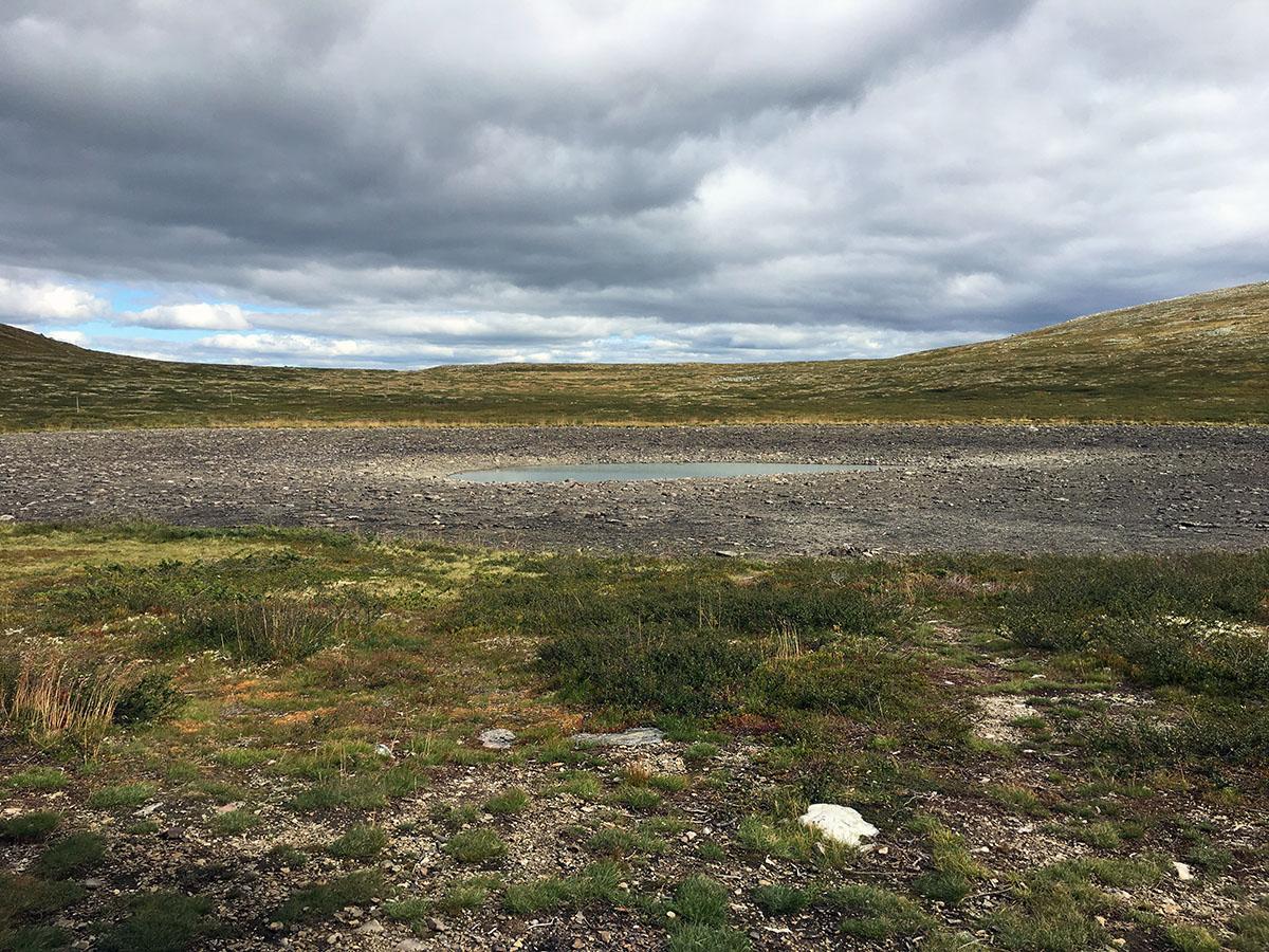 Sonfjället National Park Zweden