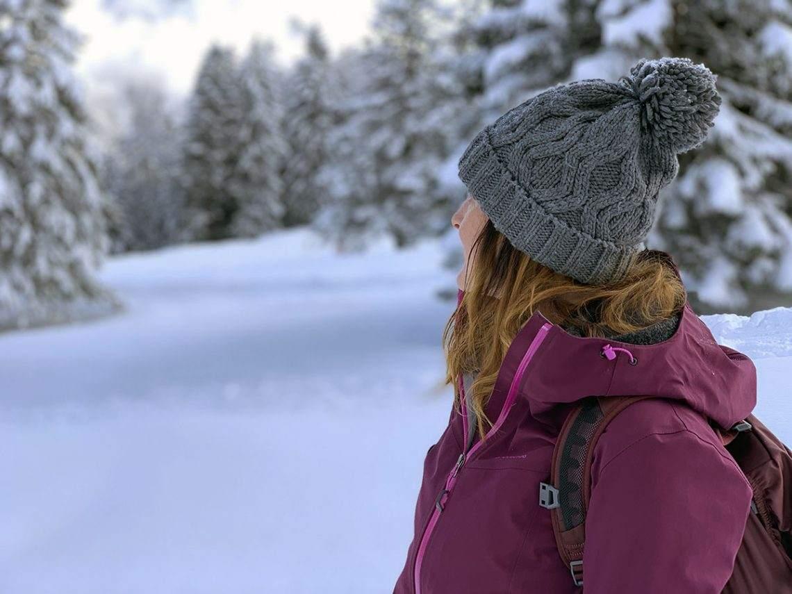 Winterwandeling Brandnertal