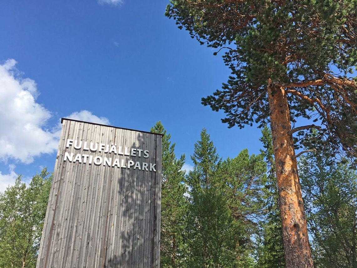 Fulufjället National Park
