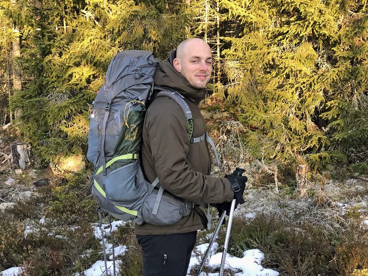 Kiruna winterjas voor mannen
