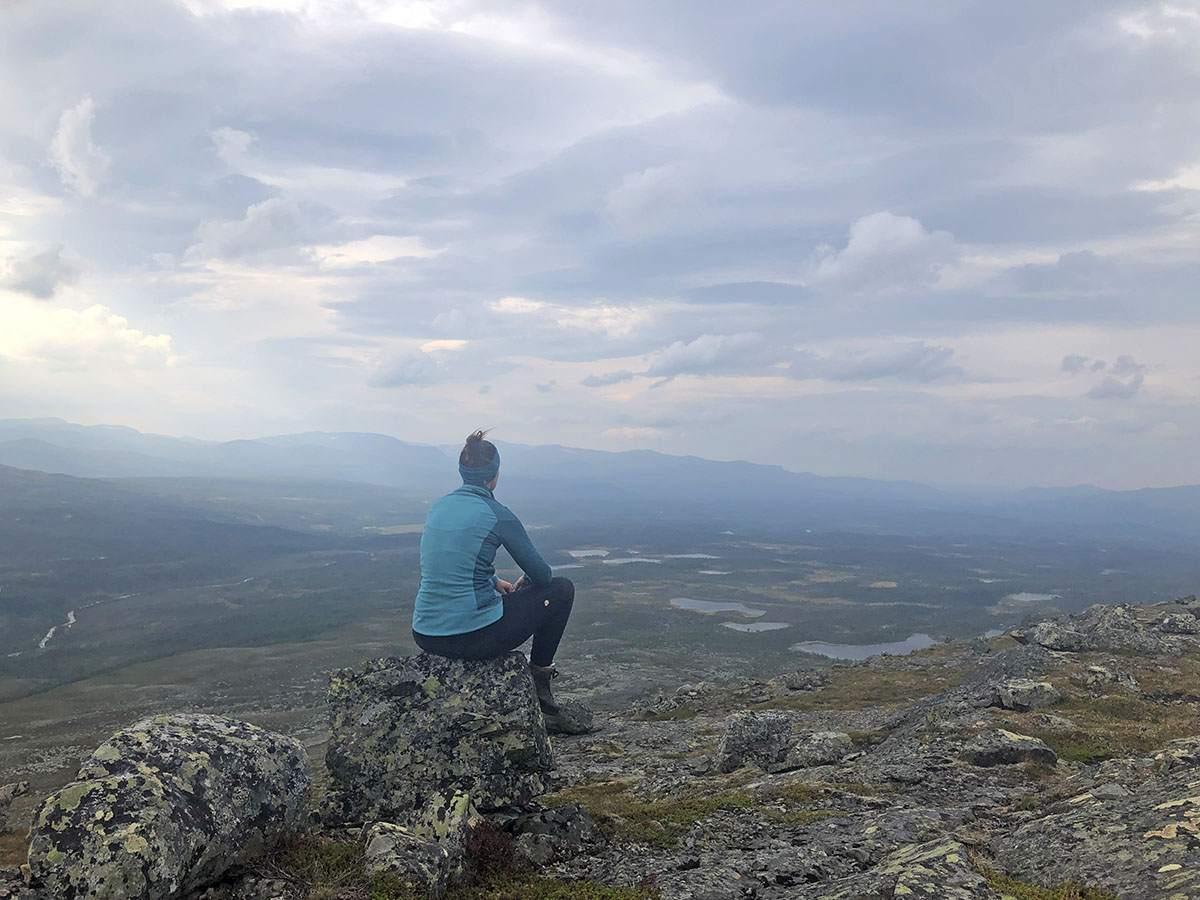 Saanta view Valadalen
