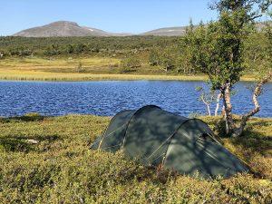 Op avontuur in het Vålådalen Natuurreservaat in Zweden