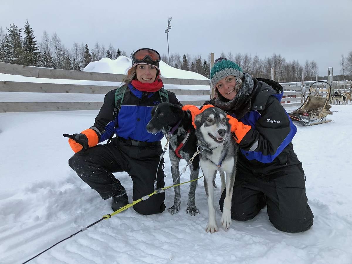 Lang weekend Lapland met Askja Reizen