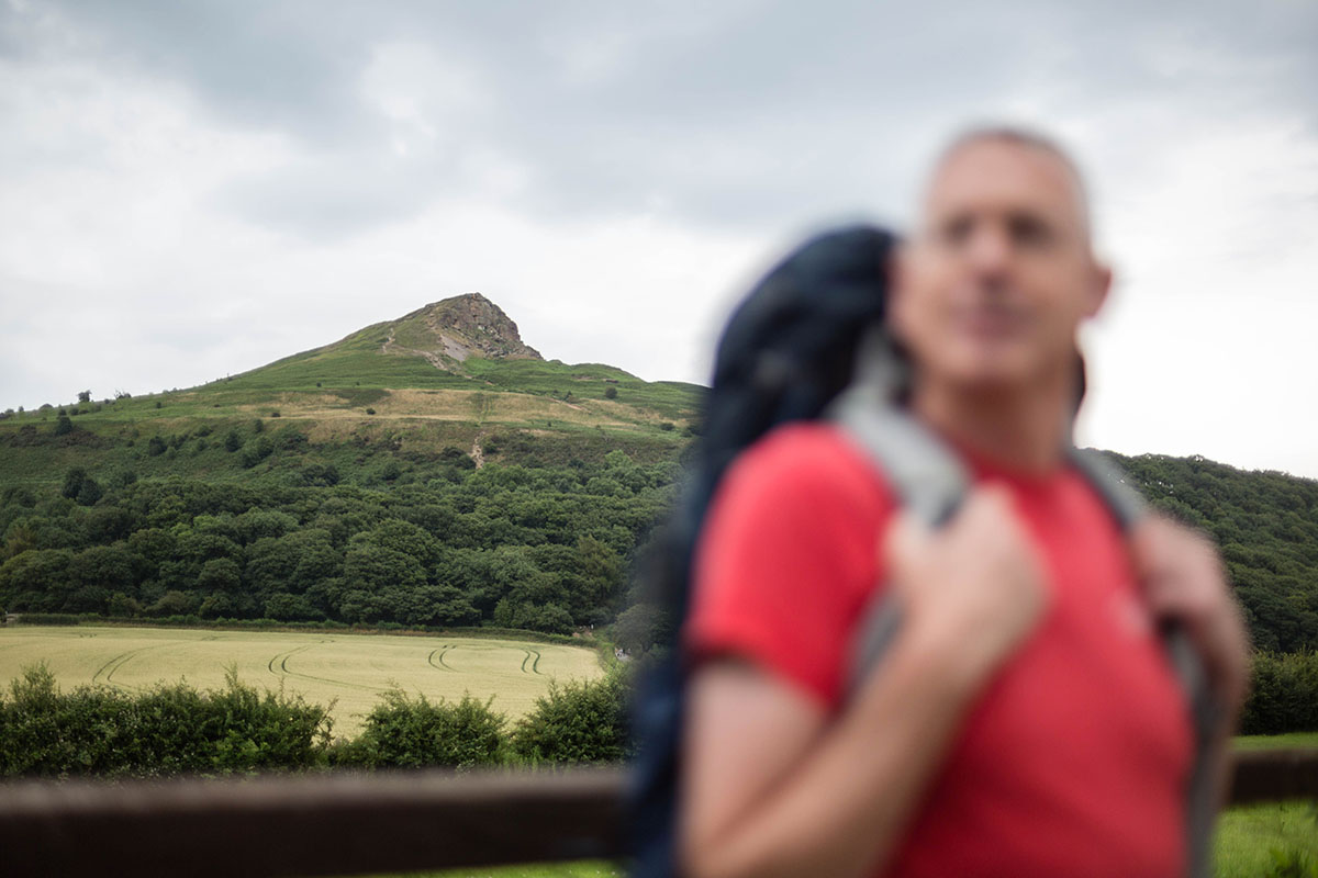 Walking Roseberry Topping credit Redcar & Cleveland Council