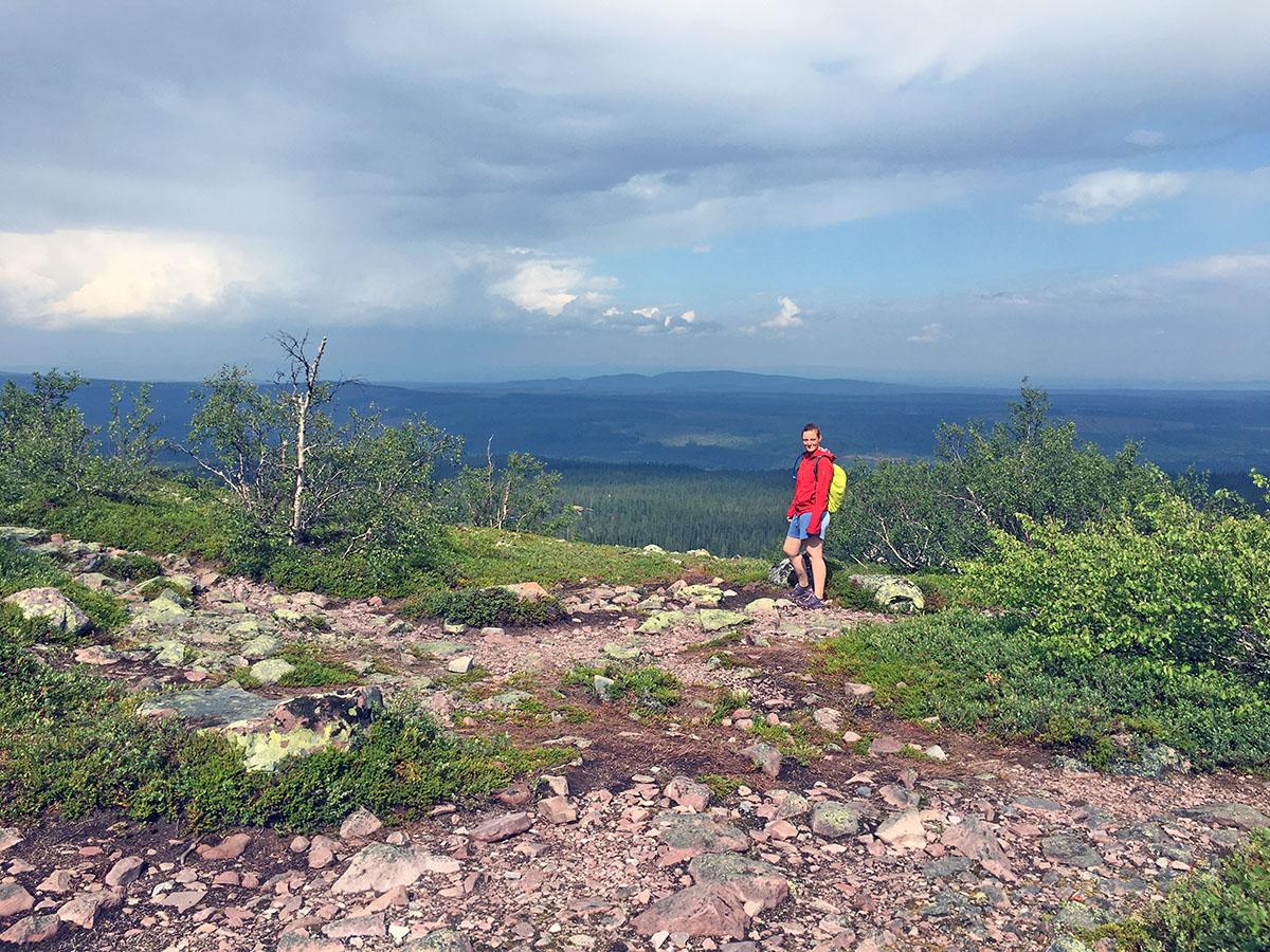 Wandeling Fulufjället National Park