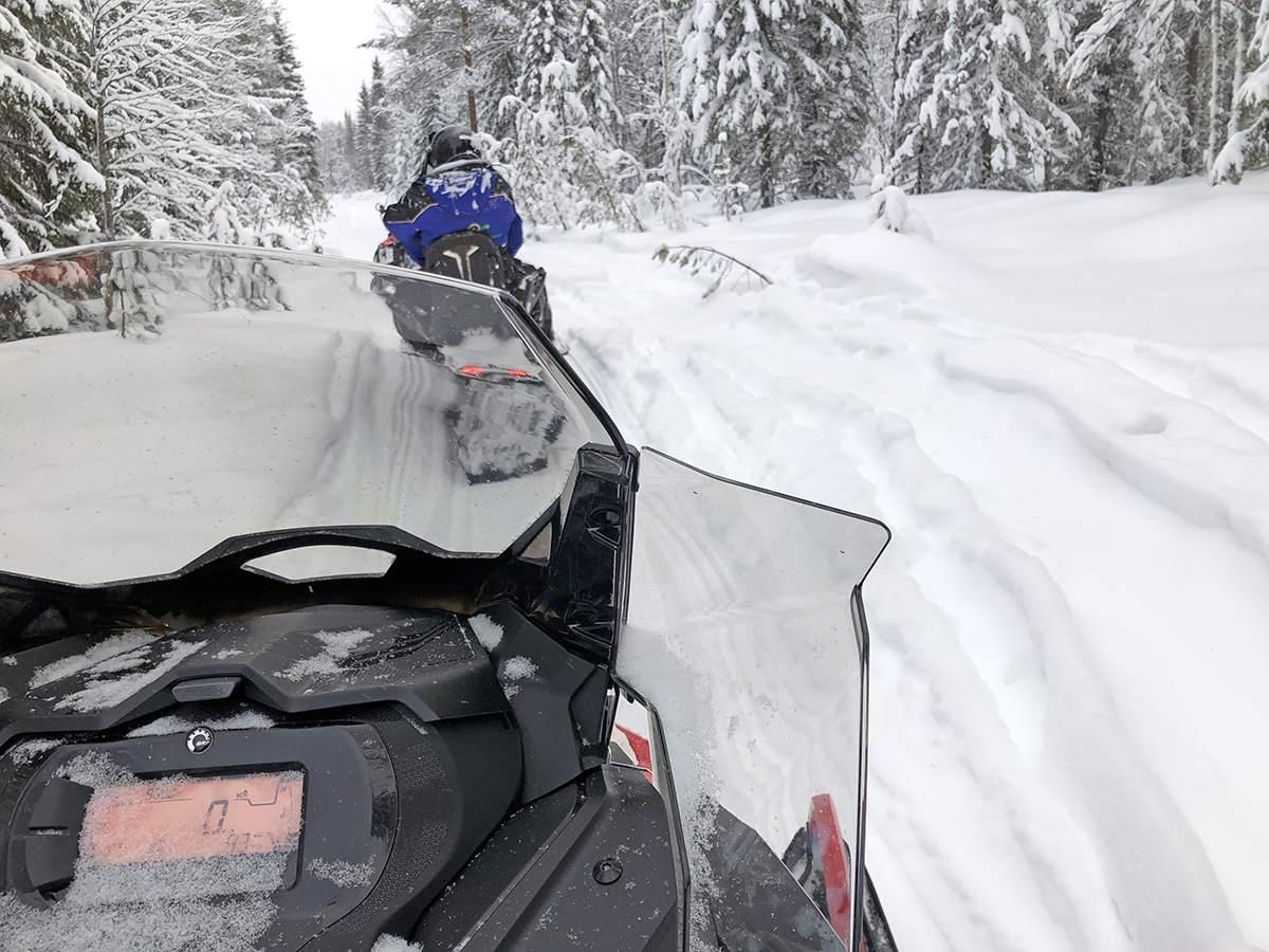 Onderweg in Lapland