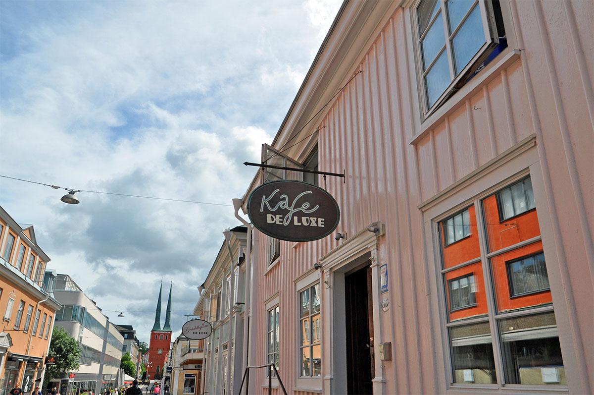 Citytrip Växjö mooiste steden in Zweden